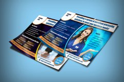 BUSINESS HORIZONTAL FLYER TEMPLATE| Sales | Call Center Product Image 2