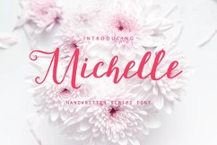 Michelle script with extras Product Image 1