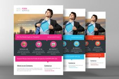 Marketing Flyer Template Product Image 2