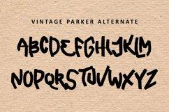 Vintage Parker - Brush Font Product Image 6
