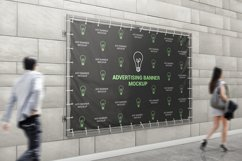 Advertising Banner Mockup Product Image 2