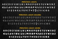 Pinsetter - The Littles Collection - three cute little fonts Product Image 2