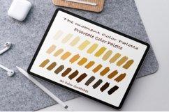 The Moment Color Palettes ,Procreate palettes Product Image 1