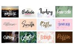 Mega Exclusive Font Bundle - 350 Font Product Image 26