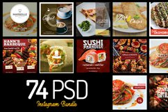 74 PSD Instagram Bundle Product Image 4