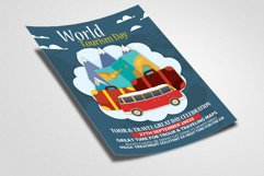 World Tourism Day Flyer/Poster Product Image 2