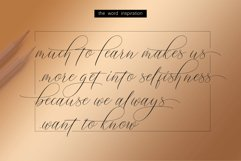 Sully Font Script Product Image 6