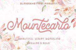 Mountecarlo - Beautiful Monoline Product Image 1