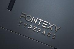 Fontexy Font Product Image 3