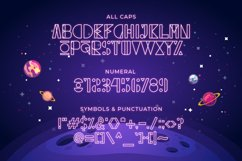 Foxnout - Space Display Font Product Image 5