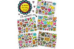 Valentine's Day Clipart & Patterns! Product Image 2