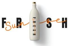 Maidenhair   Monoline Web Font Product Image 5