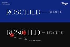 Roschild - Serif Font Family Product Image 2