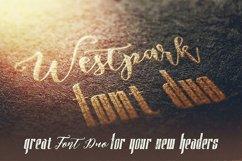 Westpark Script Font Duo Product Image 3
