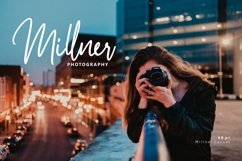 Docherty - Casual Signature Font Product Image 2