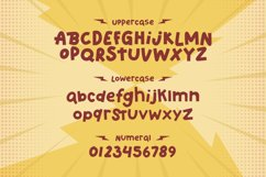 Big Heroes - Fancy Font Style Product Image 6