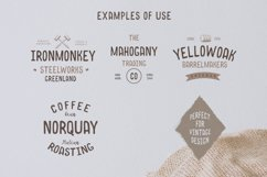 Norquay - Hand Drawn Font Product Image 2