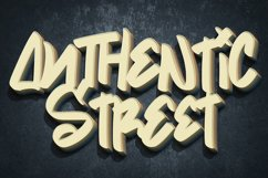 Street Art | Street Typeface Product Image 4