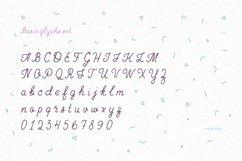 April—handwritten font Product Image 4