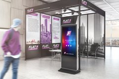 Exhibition Trade Show Shell Scheme Mockup Product Image 4