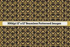 "12 Seamless Pattern - 12"" x 12"" Steampunk Revolutions Set Product Image 6"