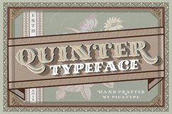 Quinter Typeface Product Image 1