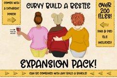 Curvy Build a Bestie| Expansion Pack for Build Bundles Product Image 1