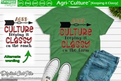 "Agri-""Culture"" - Keeping it Classy Product Image 1"