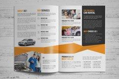 Auto Car Rental Service Brochure v1 Product Image 4
