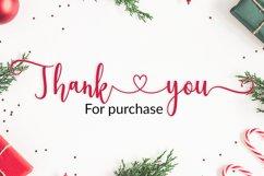 Story of Christmas | WEB FONT Product Image 5