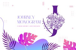 Journey Monogram Product Image 1