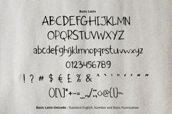 Simple Scratch Font Product Image 2