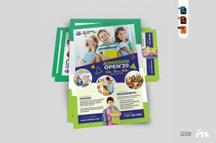 School Flyer Template Product Image 5