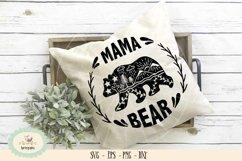 mama bear SVG PNG Product Image 1