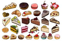 Sweet Food vector Product Image 1