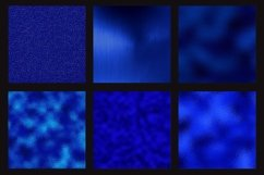 Blue foil glitter textures Product Image 5