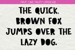 Fruit Cake Handwritten Font Product Image 3