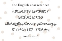 Jasper Font | Casual, Handwritten, Script Font Product Image 5