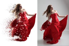 Splatter Dispersion Photoshop Action Product Image 5