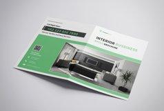 Interior Design Bifold Brochure Product Image 4