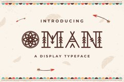 Web Font Oman Product Image 1