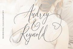 Audrey & Reynold - Luxury Script Product Image 1