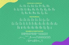 Cocho Mons Font Product Image 5