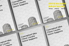 Intercorp Brochure Template Product Image 1