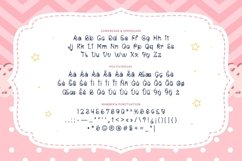 Baby Girl - Cute & Playful Display Font Product Image 5