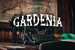 Gardenia Vintage Font Product Image 1