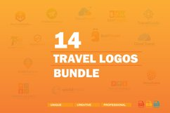 1200 Premade Logos Mega Bundle Product Image 27