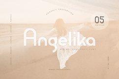 Angelika Family Fonts Product Image 1