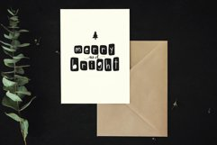 Burlap - A Fun Farmhouse Style Font Product Image 5