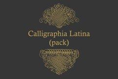 Calligraphia Latina Pack Product Image 1